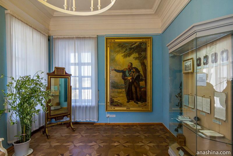 Комната хозяйки, Полотняный Завод, усадьба Гончаровых