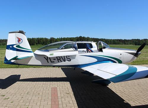 YL-RVS RV-8 Adazhi 21-05-18