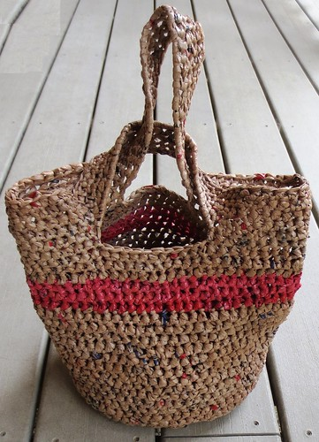Japanese Knot Recycled Bag