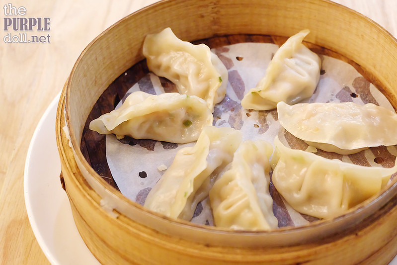 Steamed Pork and Shrimp Dumpling