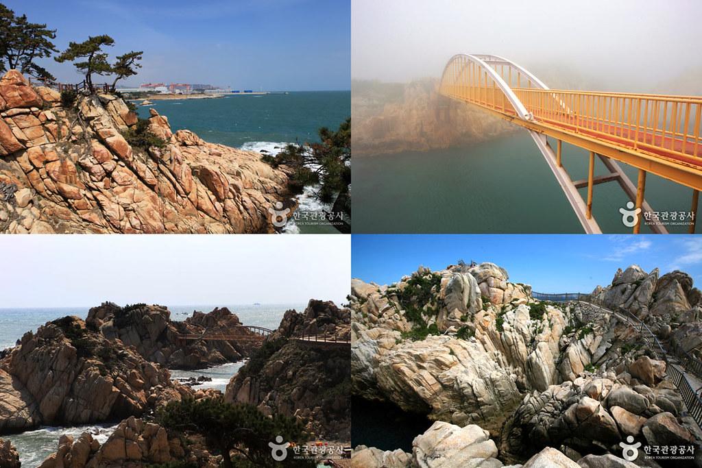 Daewangam-Island