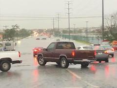 Reynosa inundada
