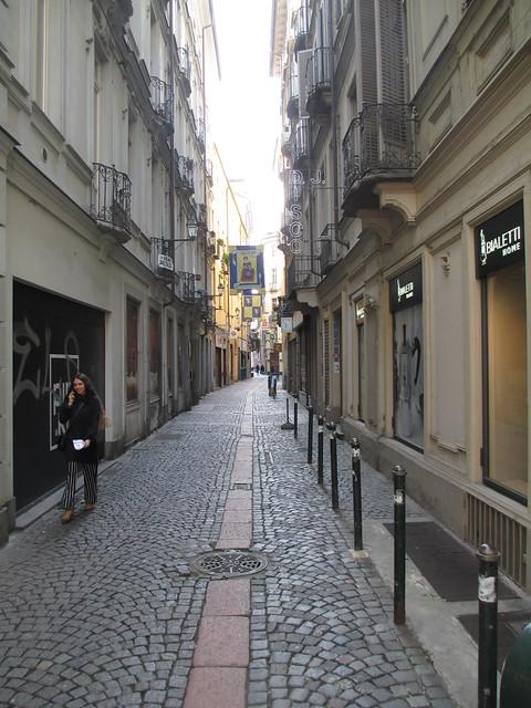 Turin in the neighborhood, Canon POWERSHOT A4000 IS