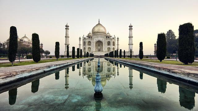India: Taj Mahal I.