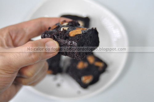 Brownies com farinha integral