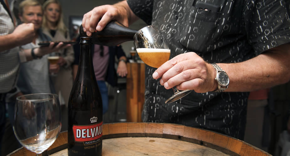 Bier proeven bij Leuven Leisure | Mooistestedentrips.nl