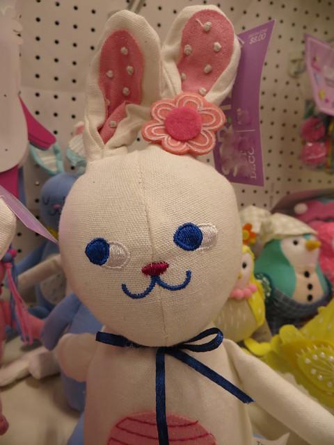 Mischievous Bunny