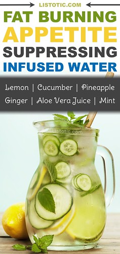 The Ultimate Fat Burning Detox Water For Weight Loss hello flat tummy