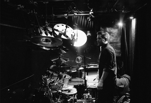 Mike Hussa, Drummer for, Fujifilm X-Pro2, XF23mmF1.4 R