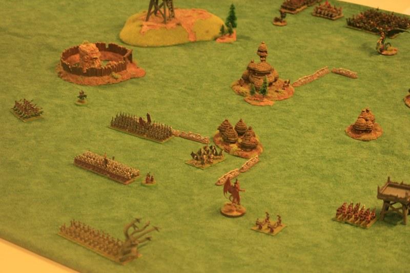 [1250 - Orcs & Gobs vs Elfes-Noirs] Attaque du village orc 40522675535_090a08c9f2_c