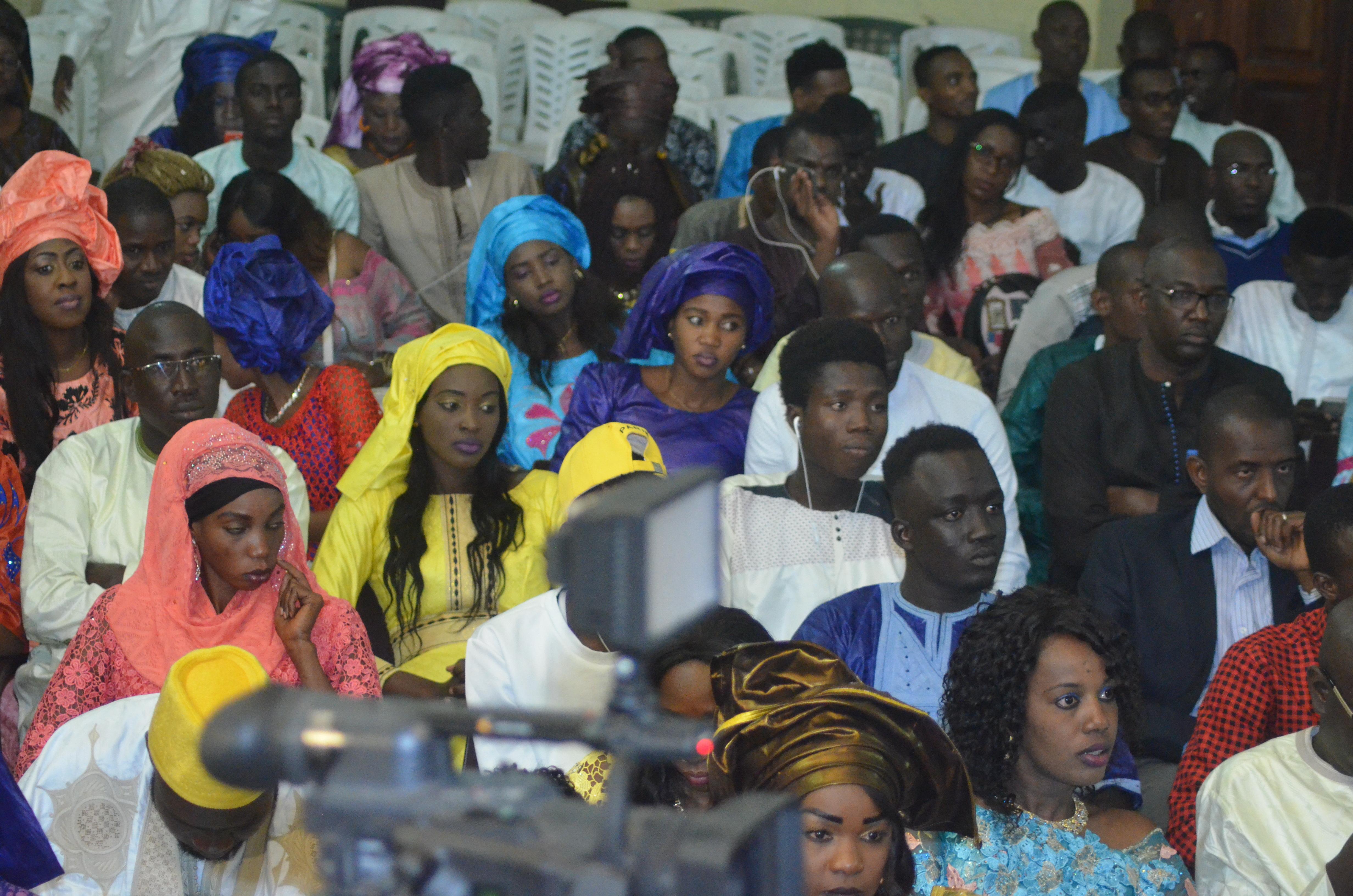 Première Edition soirée culturelle de l'Association Boyinadji Ma fierté de Bokidiawé, le parrain Bocar Abdoulaye Ly appelle à l'union des cœurs (3)
