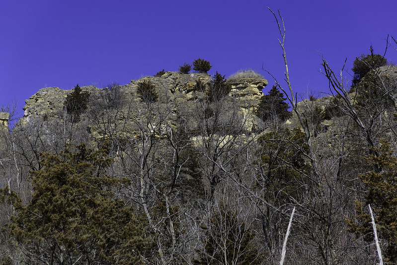 The Outer Cliffs of Hanover Bluff
