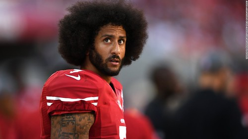 Seahawks questioned Kaepernick's National Anthem intentions