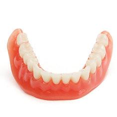 Precision Implants Restoration Teeth Demo Model Dental Overdenture Emulational (1120447) #Banggood