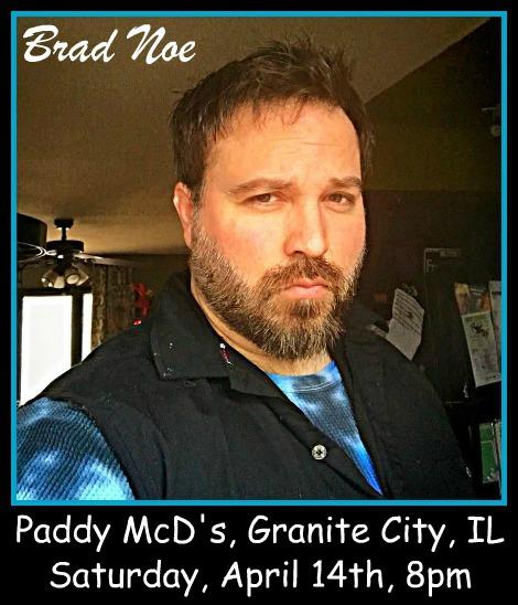 Brad Noe 4-14-18