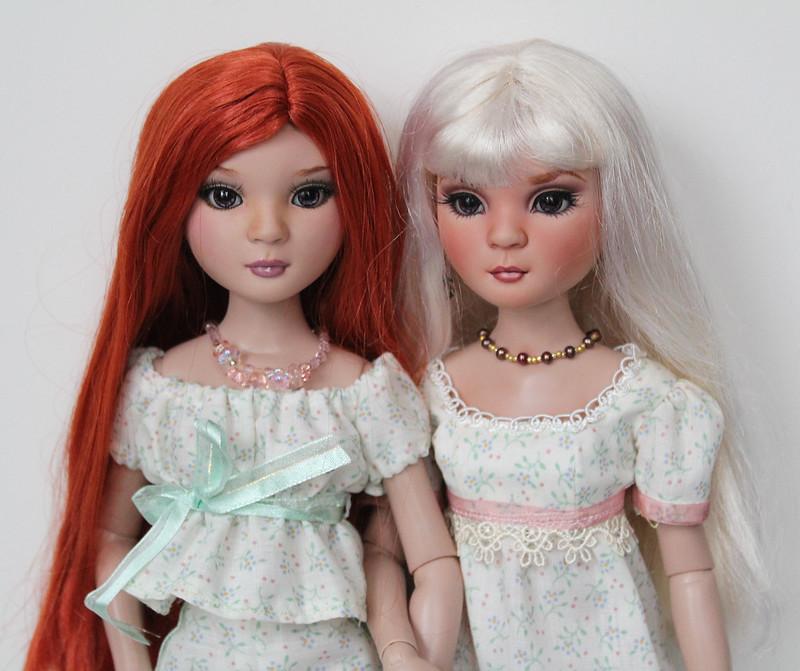Twins, Petra & Piri (1)