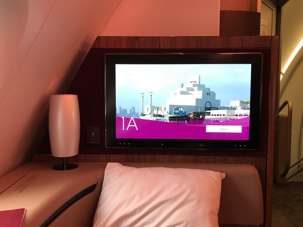 Qatar A380 First Class 21