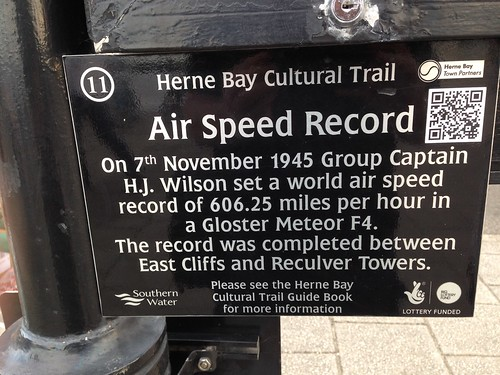 Herne Bay Air Speed Record