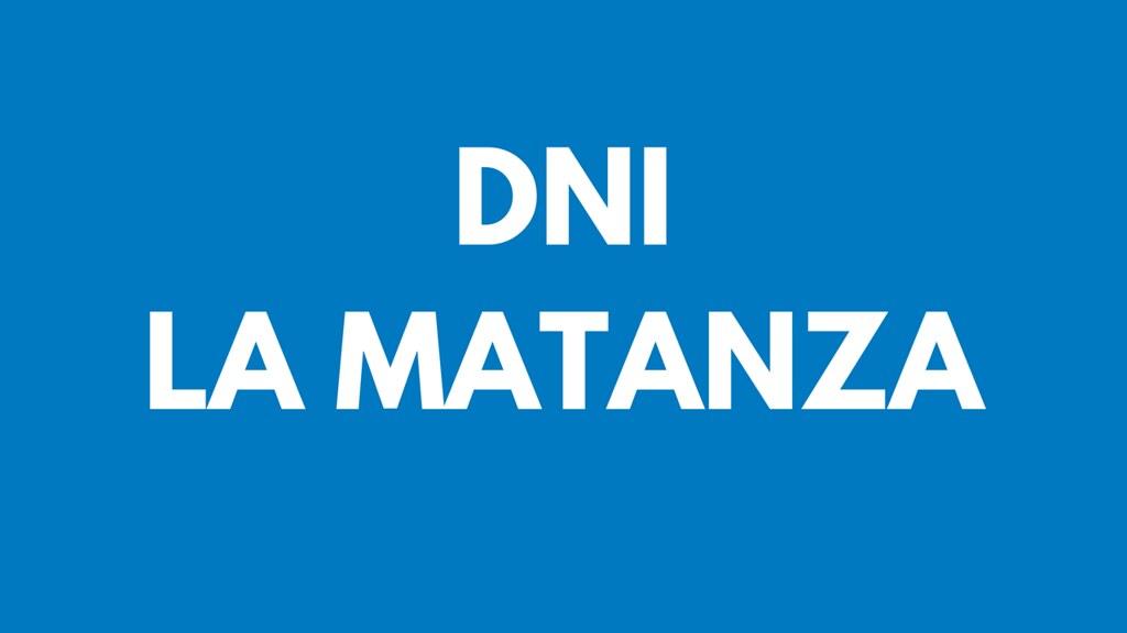 DNI La Matanza