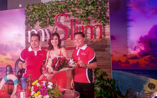 What is Sexy for Erich Gonzales? | mySlim and Its New Ambassador