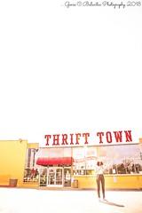 Thrift Town ...