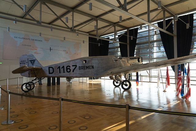 Bremen D 1167 Junkers W33