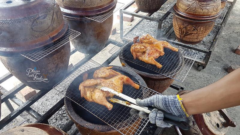 ayam bakar pasu