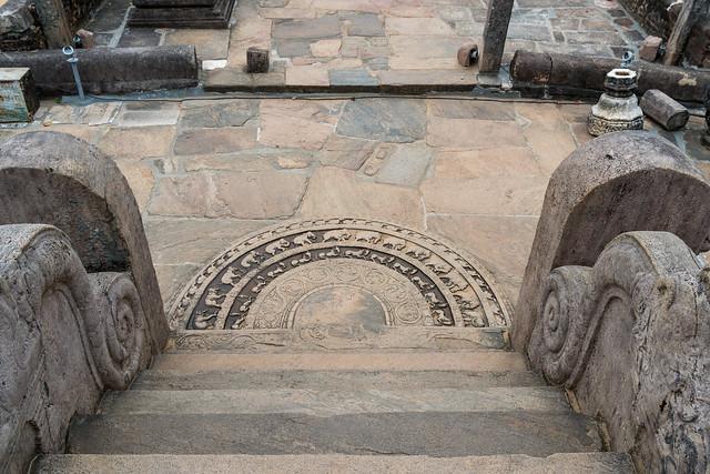 Polonnaruwa Watadage