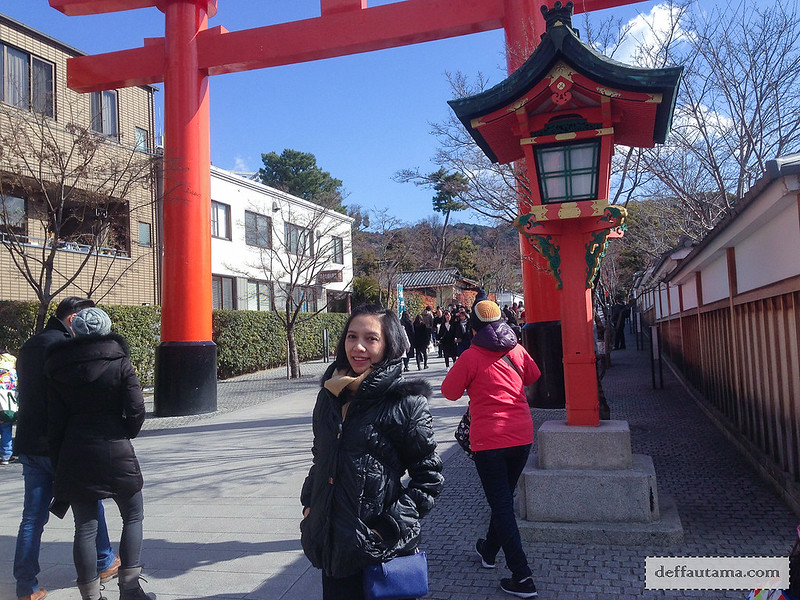 9 Hari Babymoon ke Jepang - Fushimi Inari Gate