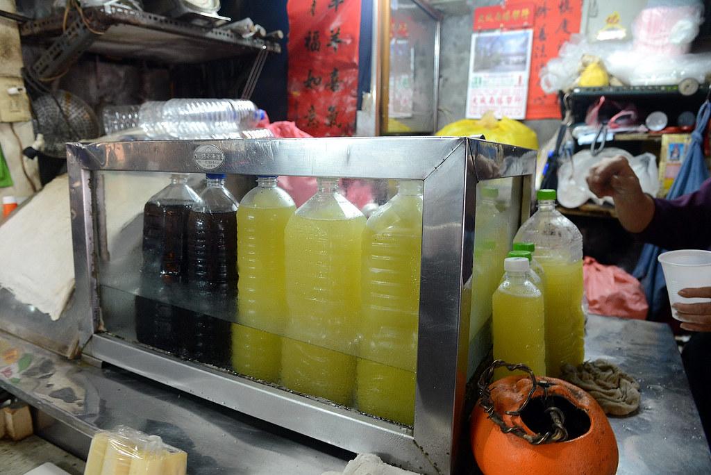東門市場 甘蔗汁