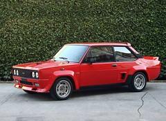 Fiat Abarth 131 Rally 1976 Bertone