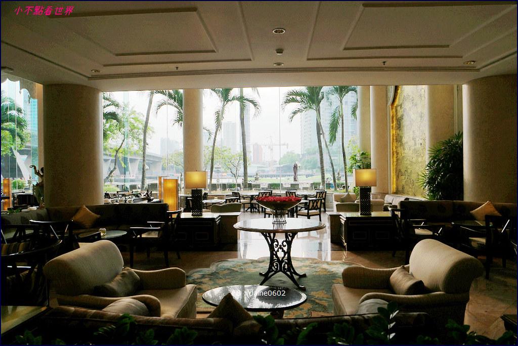 Shangri-La Bangkok 曼谷香格里拉酒店