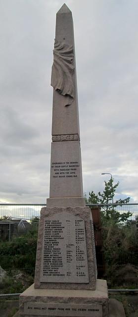 Stobhill War Memorial
