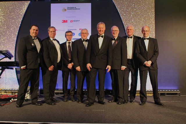 Safety & Health Excellence Awards 2018