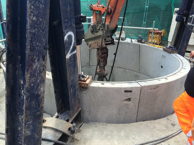 Crabtree Road Shaft Sinking Project