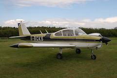G-BCKS Fuju FA-200-180 (250) Popham 030510