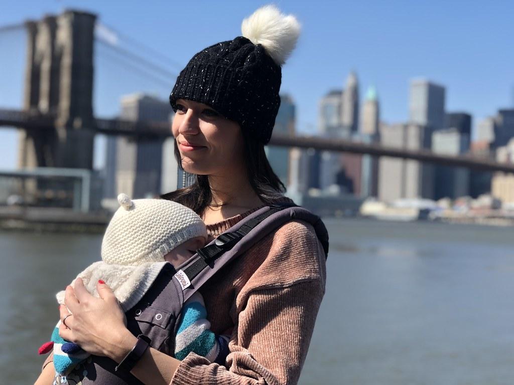 Siempre juntos, aquí en Brooklyn (Nueva York)