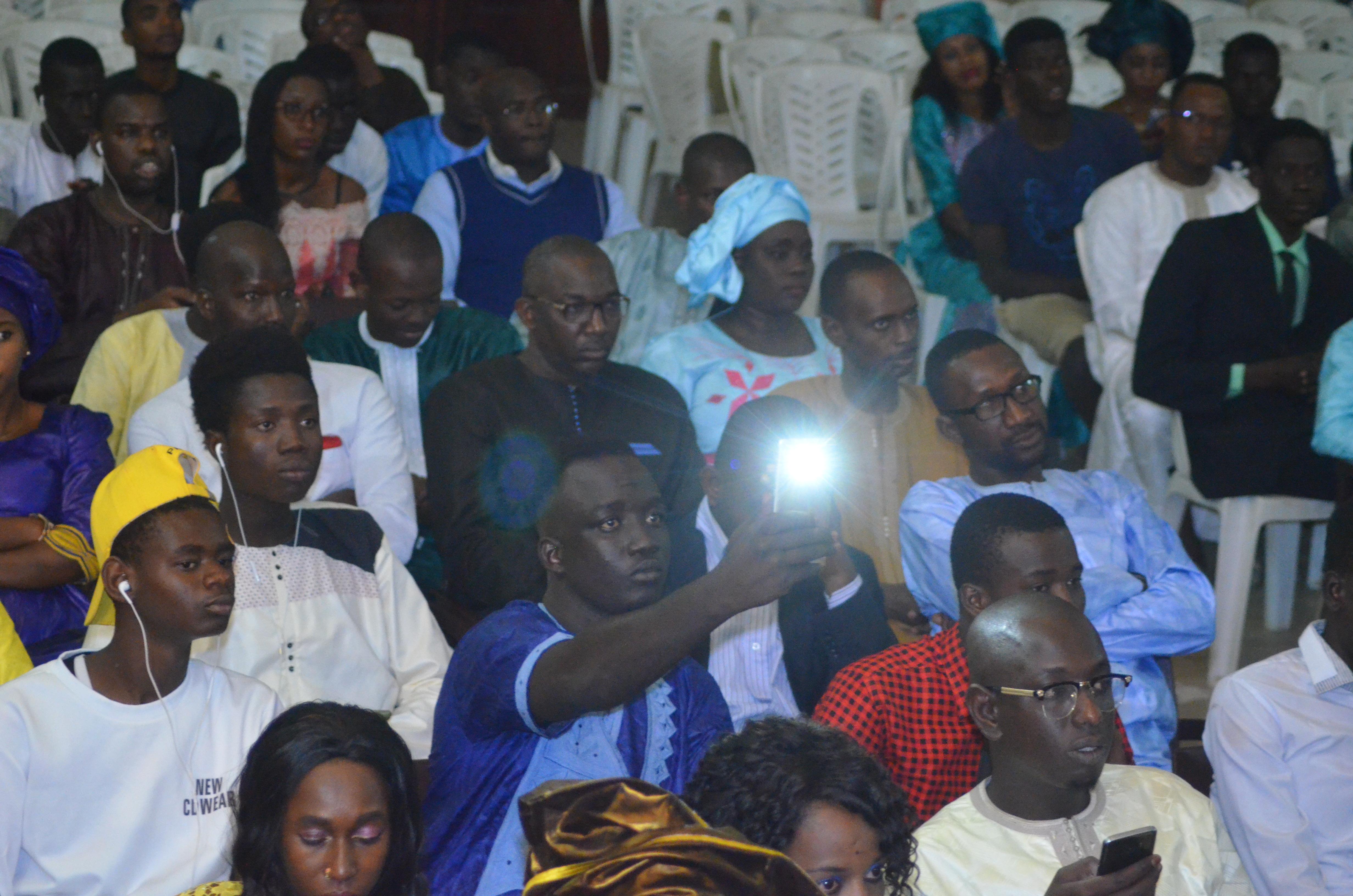 Première Edition soirée culturelle de l'Association Boyinadji Ma fierté de Bokidiawé, le parrain Bocar Abdoulaye Ly appelle à l'union des cœurs (25)