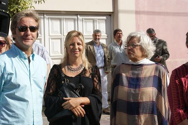 Inauguración del Centro Universitario Regional Lobos