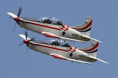 068 Pilatus PC-9 Croatia Air Force @ Radom EPRA