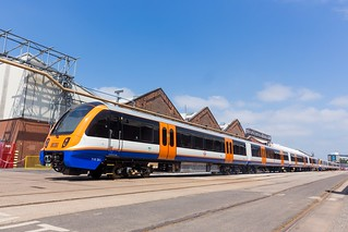 TfL image - Class 710 London Overground Train in Derby