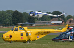 RAF Helicopters of the Past