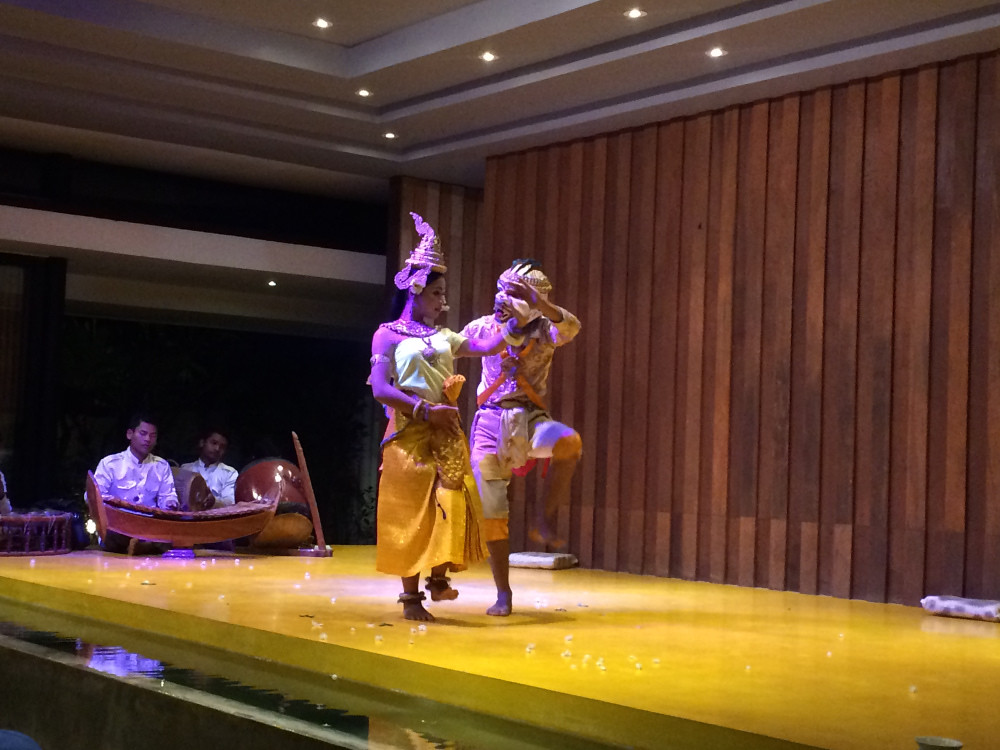 Cambodia Traditional Dance