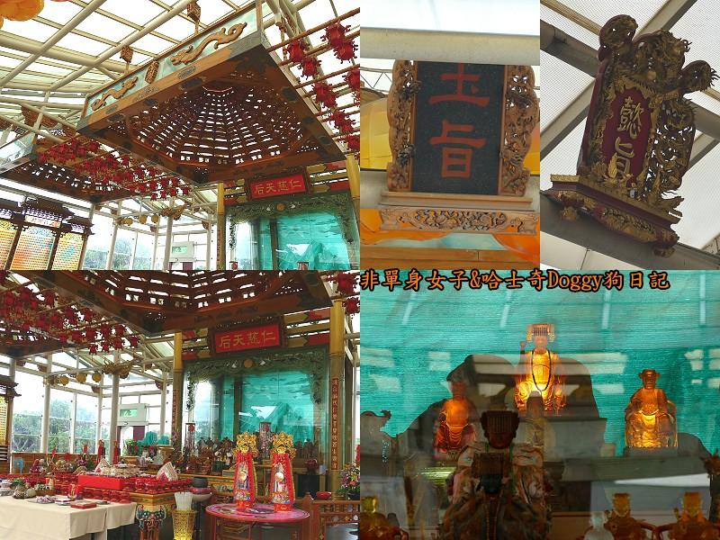 媽祖生日12玻璃媽祖廟