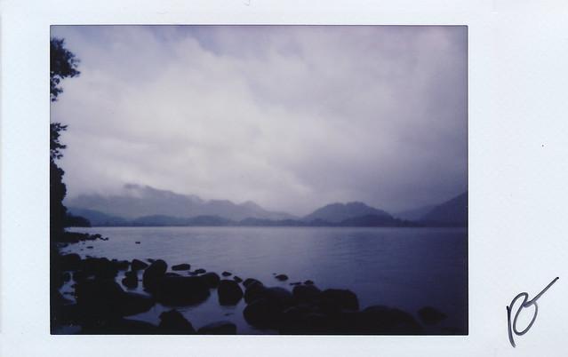 "Fujitivas_40  ""Icalma Lake"""