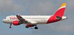 EC-MEG IBERIA EXPRESS A320