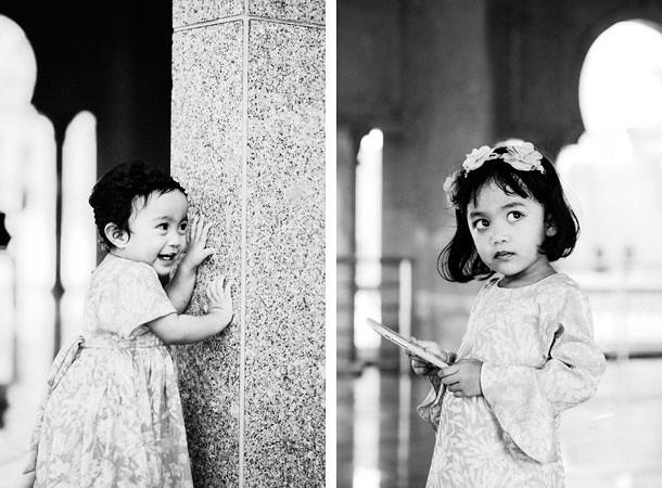 Children Portrait Aidilfitri Masjid Wilayah