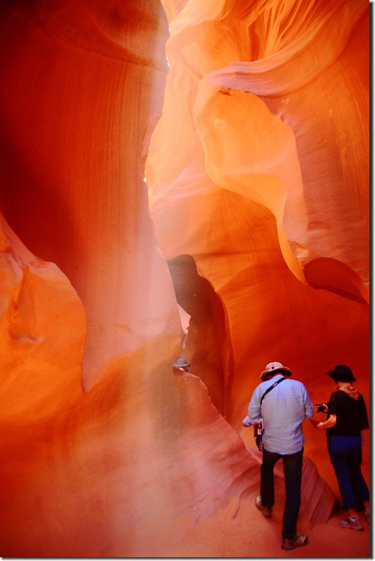 Lower Antelope Canyon, Page, Arizona (32)
