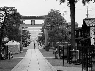 Takayama, Japan.