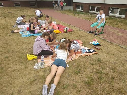 Bajkowy piknik